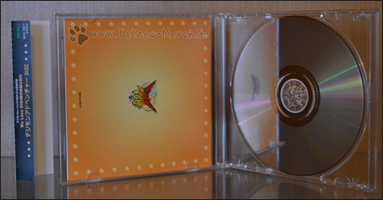 Adventure-CD - Inlay