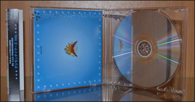 Tamers-CD - Inlay