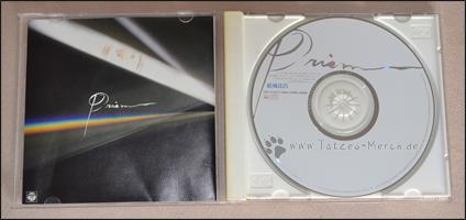 CD und Booklet