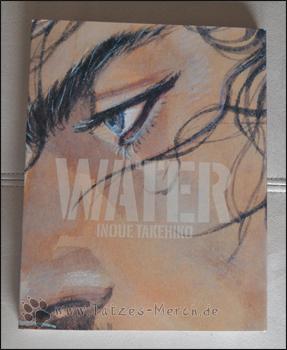 """Cover des Schutzumschlags des """"Water"""" Artbooks"""