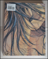 """Rückseite des Schutzumschlags des """"Water"""" Artbooks"""