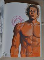 Musashi oben ohne ;)