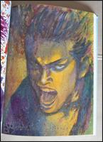 Wütender Musashi
