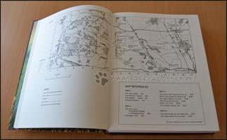 Karte der Reise der Kaninchen