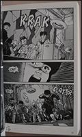 Kaneda & Co. verfolgen die beiden und treffen so wieder auf den seltsamen Jungen