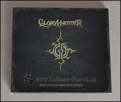 "Cover des GloryHammer Albums ""Tales from the Kingdom of Fife"""