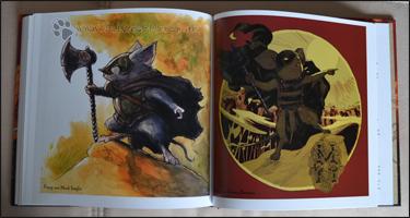 Bilder zu MouseGuard von anderen Künstlern