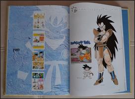Farbseiten aus dem Manga