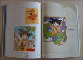 Im Anhang finden sich Mangacover und anderes