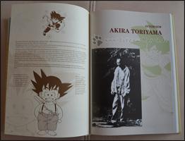 Das Interview mit Akira Toriyama