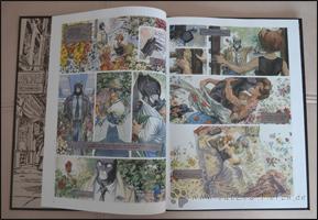 Auszug aus dem Anfang des Comics - hier zeigt sich das Talent von Juanjo Guarnido