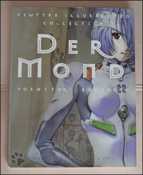 """Cover des """"Der Mond"""" Artbooks"""