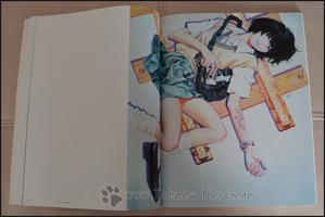 "Das Cover zu Hideaki Anno's ""Love & Pop"""