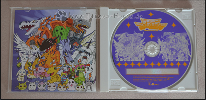 "Die Digimon Adventure ""Best Hit Parade"" CD"