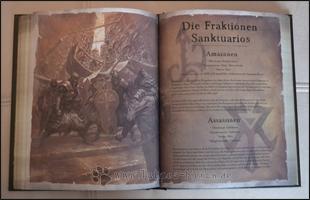 In diesem Teil werden alle Fraktionen von Sanktuario vorgestellt