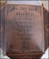 """Der """"Rote Baum von Khanduras"""" listet alle Personen auf, die mit Leoric in Verbindung stehen/standen"""