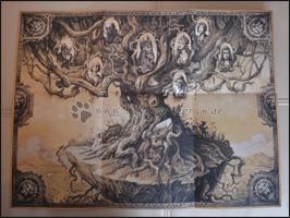 """Der """"Rote Baum von Khanduras"""" - Vorderseite"""