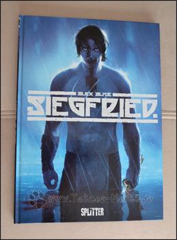 """Cover des Comics """"Siegfried"""""""