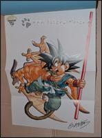 Das Poster des Cover-Artworks, das der deutschen Version fehlt