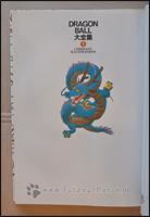 Selbst der Titel mit Shenlong, welcher bei uns als Schmutztitel auf der ersten Seite verwendet wurde, ist identisch