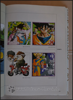 Im Anhang befinden sich u.a. alle Cover-Artworks der Manga-Serie