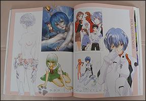 """Im Part """"Der Regenbogen"""" kommen schöne FanArts anderer Mangaka vor"""