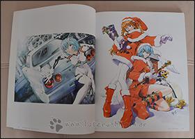 Die Special-Edition des 7. Bandes Stand im Zeichen von Weihnachten ;) | Sadamotos Liebe zu Autos wird hier deutlich =)