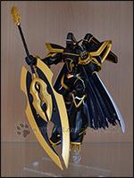 Alphamon mit dem Schwert Ouryuken