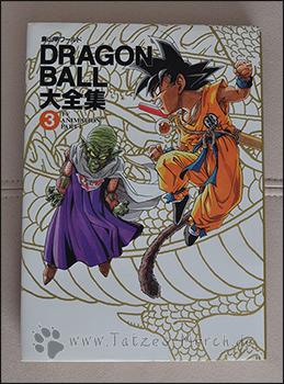 Das Cover des Daizenshuu Band 3