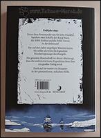 """Rückseite der Graphic Novel """"Im Eisland"""""""