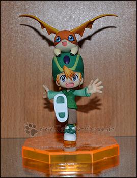 Takeru/T.K & Patmon (G.E.M./MegaHouse)