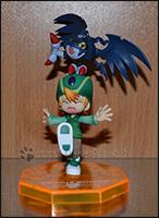 Takeru mit seinem zweiten Kopf und PicoDevimon ;)
