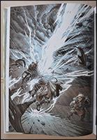 Hakonn wird vom Blitz getroffen