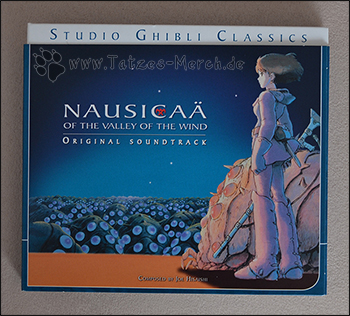 Studio Ghibli Classics: Nausicaä of the Valley of the Wind (Kaze no Tani no Nausicaä)