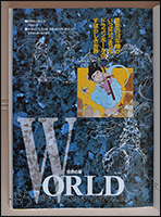 "Der erste Part des Artbooks trägt den Titel ""World"""
