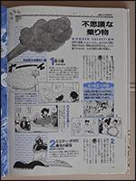 """Auch Jindujun (im Original """"Kintoun"""") ist ein Fortbewegungsmittel, sowie der Teppich von Mr. Popo."""