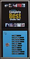 Im Booklet befinden sich kleine Versionen der Cover der verschiedenen Opeming-Singles.
