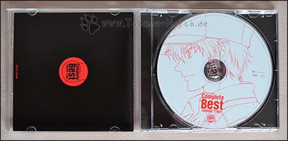 Die CD bildet optisch ein nettes Gegenstück zur Opening Time