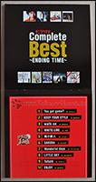 Die Trackliste mit den passenden Covern der Singles ;)