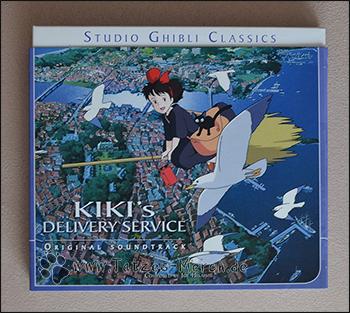 Studio Ghibli Classics: Kiki's Delivery Service (Majo no Takkyuubin)