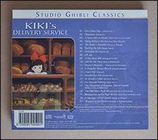 """Die Trackliste von """"Kikis kleiner Lieferservice"""""""