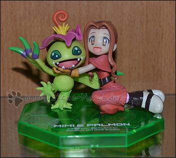 Mimi & Palmon (G.E.M./MegaHouse)