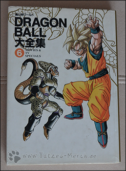 Das Cover des Daizenshuu Band 6