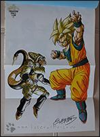 Das Cover des Daizenshuu - wie immer als Poster im Innenteil ;)