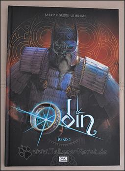 """Das Cover des Comics """"Odin"""""""