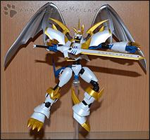 Imperialdramon mit etwas mehr angeklappten Flügeln =)