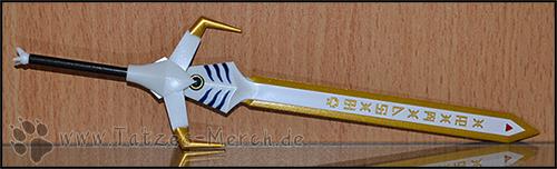 Das Omega Blade von Imperialdramon: Paladin Mode