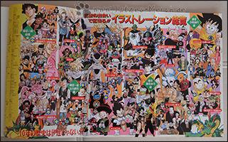 Eine Auflistung von 150 Charakteren