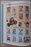 Artbooks und andere Printmaterialien zu Dragon Ball