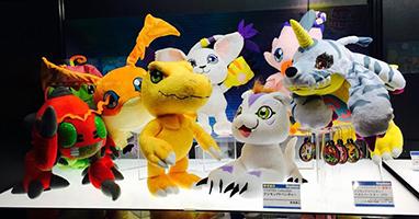 Alle vorgestellten Püschies der Megahobby EXPO 2014